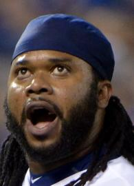 Photo of Johnny Cueto