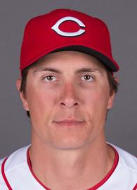 Photo of Homer Bailey