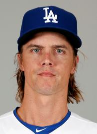 Photo of Zack Greinke