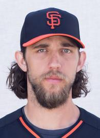 Photo of Madison Bumgarner