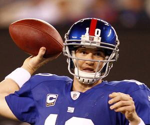 Eli Manning - actionshot photo
