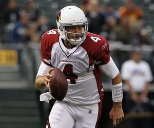Kevin Kolb - actionshot photo