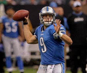 Matthew Stafford - actionshot photo
