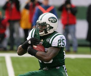 Joe McKnight - actionshot photo