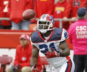 C.J. Spiller - actionshot photo