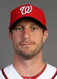 Photo of Max Scherzer