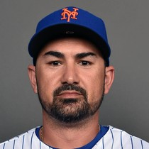 Adrian Gonzalez signs with the New York Mets photo