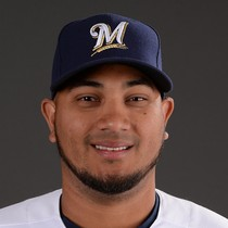 Jhoulys Chacin throws seven strong innings in no-decision photo