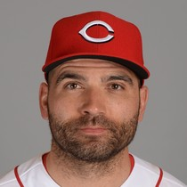 Joey Votto knocks in three runs  photo