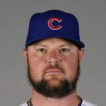 Jon Lester allows no runs Thursday versus Pittsburgh photo