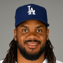 Kenley Jansen allows a home run in non-save situation photo