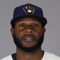 Lorenzo Cain records one base hit in loss photo