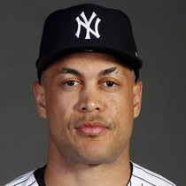 Giancarlo Stanton begins second rehab stint with home run photo