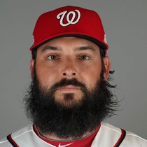 Tanner Roark notches his 8th win in St. Louis photo