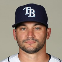 Mike Zunino hits two doubles in win over the Orioles photo