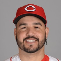 Eugenio Suarez has five home runs in five consecutive games photo