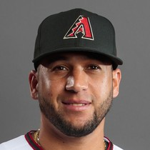 David Peralta posts three hit day photo