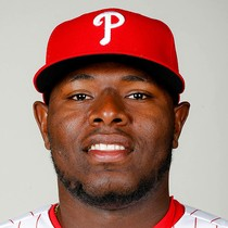 Hector Neris earns fourth save of season photo
