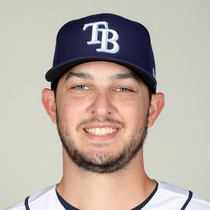 Jacob Faria leaves Tuesday's start with oblique injury photo