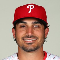 Zach Eflin to start second game of doubleheader Thursday photo
