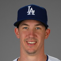Walker Buehler strikes out 12 in no-decision photo