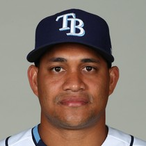 Yonny Chirinos officially joins the rotation photo