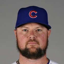 Jon Lester Fantasy Baseball News, Rankings, Projections