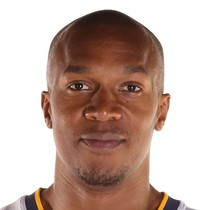 David West (arm) cleared to play Friday photo