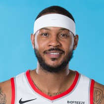 Carmelo Anthony nets 22 points against his former team photo