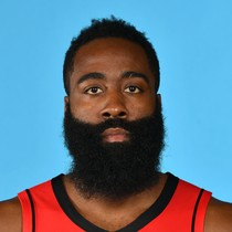 James Harden scores 24 with seven assists against the Clippers photo