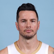 JJ Redick sinks four three-pointers versus Bulls photo