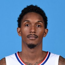Lou Williams has rough shooting performance against the Kings photo