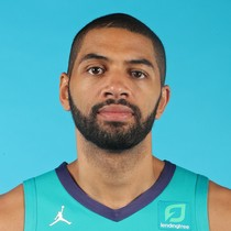 Nicolas Batum plays 16 minutes in Hornets win photo