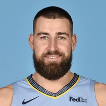 Jonas Valanciunas posts fifth double-double with the Grizzlies photo