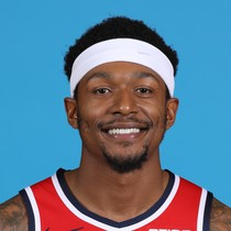 Bradley Beal leads Wizards in points and assists photo