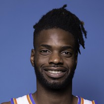 Nerlens Noel contributes 11 from the bench on Wednesday