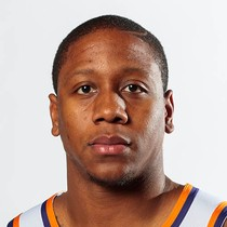 Isaiah Canaan scores 15 points for the Suns photo