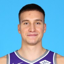 Bogdan Bogdanovic scores 19 off the bench against the Clippers photo