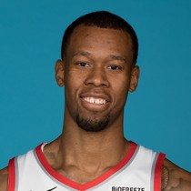 Rodney Hood scores 15 points in Game 3 photo