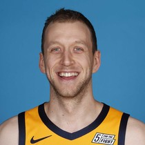 Joe Ingles dishes out six assists on Wednesday photo