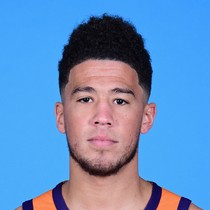 Devin Booker dealing with finger sprain