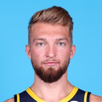 Domantas Sabonis records a double-double in loss against Thunder photo