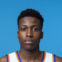 Frank Ntilikina scores two points in loss to the Pacers  photo