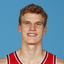 Lauri Markkanen adds double-double Sunday night photo