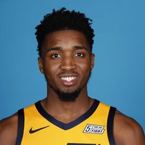 Donovan Mitchell struggles from deep on Wednesday photo