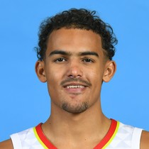 Trae Young goes cold in Monday's rout photo
