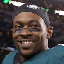 Alshon Jeffery listed as questionable for Week 3