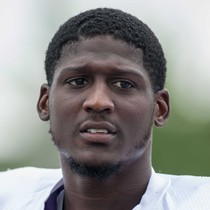 Xavier Rhodes finishes with five solo tackles photo