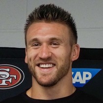 Kyle Juszczyk will seek second opinion on MCL sprain photo