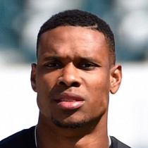 Jordan Matthews not targeted in loss to Panthers photo